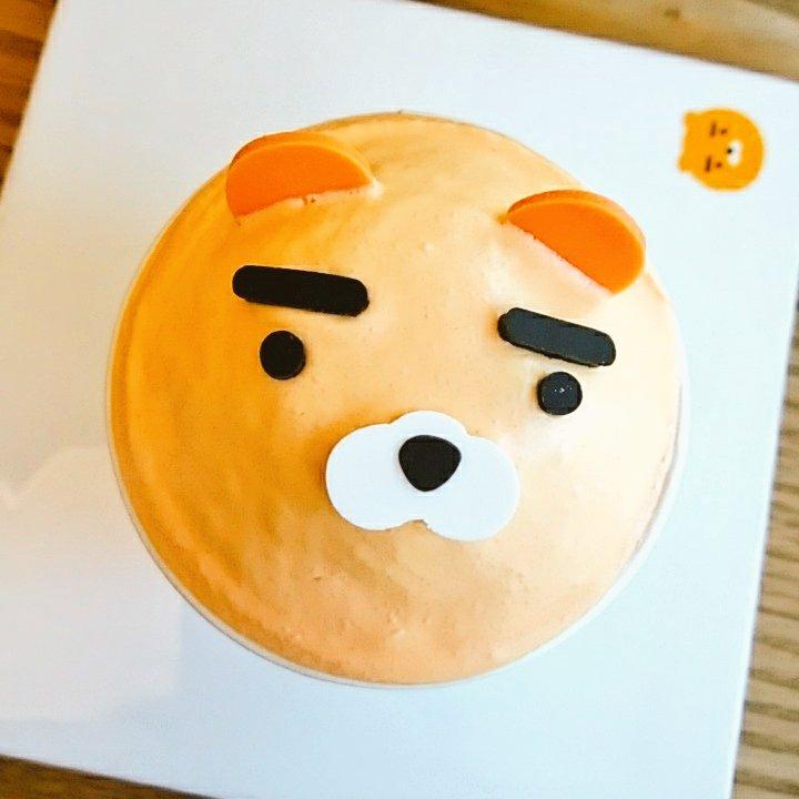 ライアンのケーキ